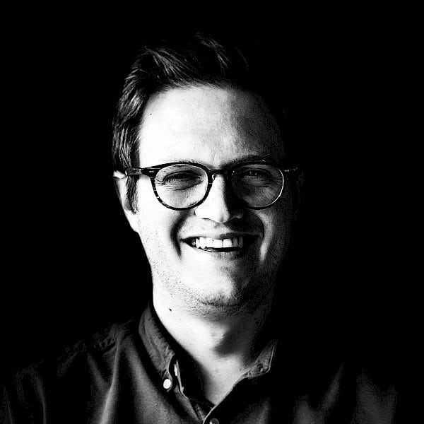 Danny Miller, Co-founder at Human After All design agency
