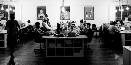 Creating a winning office culture at Human After All by Head of Production Andy Tweddle