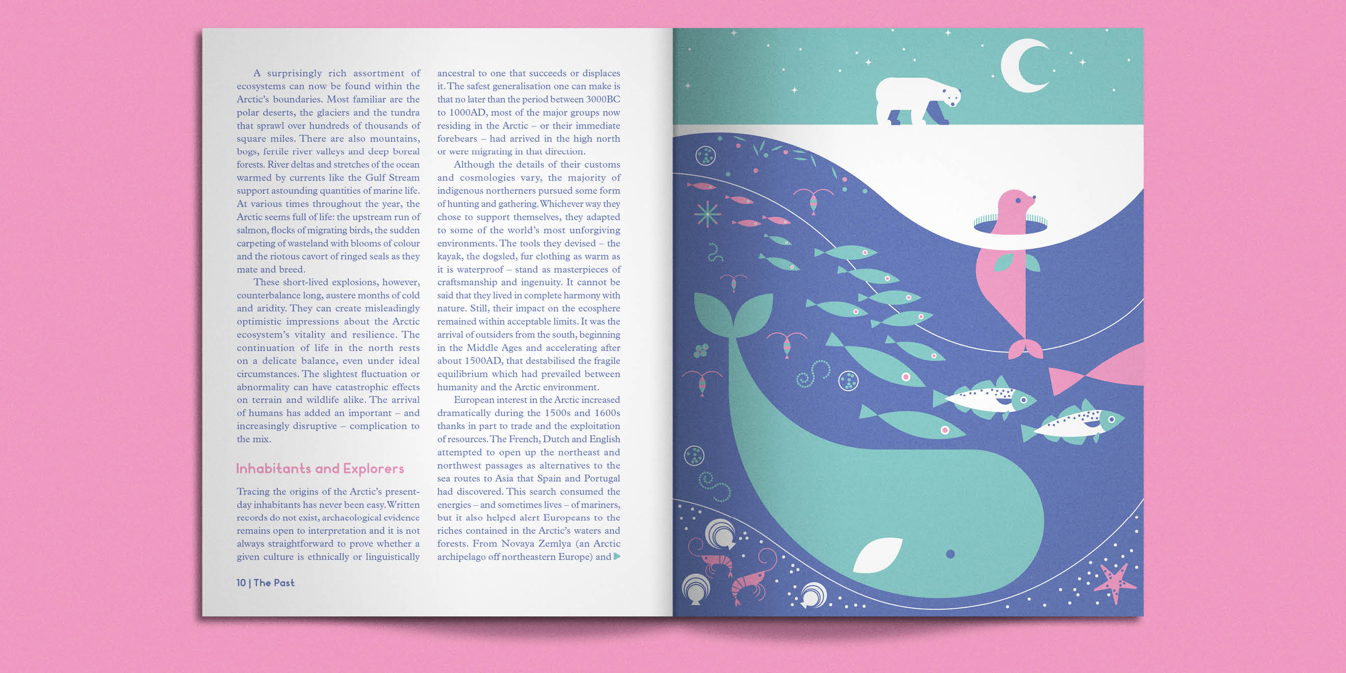 Weapons of Reason: The Arctic editorial design - image 6