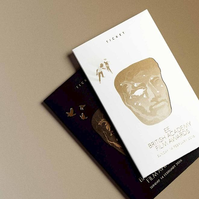 BAFTA 2016 Film Awards tickets by Human After All